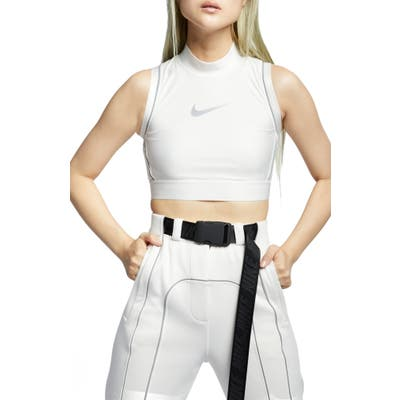 Nike X Ambush Dri-Fit Crop Top, Grey