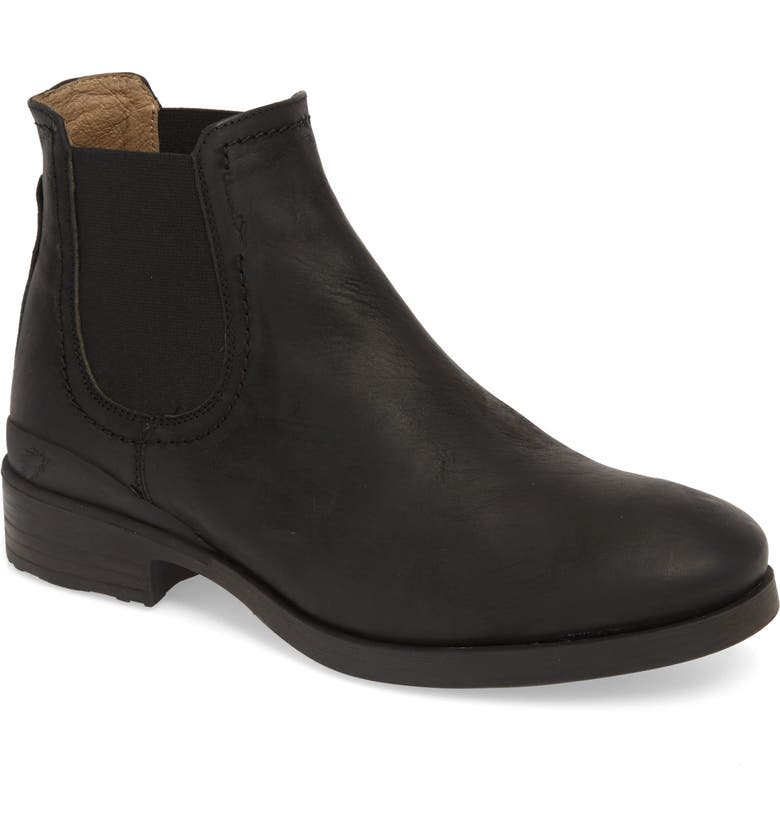 FLY LONDON Meko Chelsea Boot, Main, color, 002