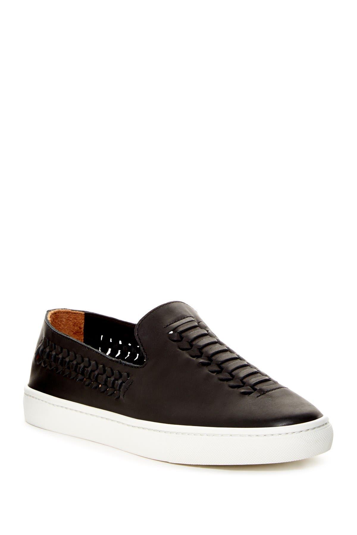 Image of Soludos Woven Slip-On Sneaker