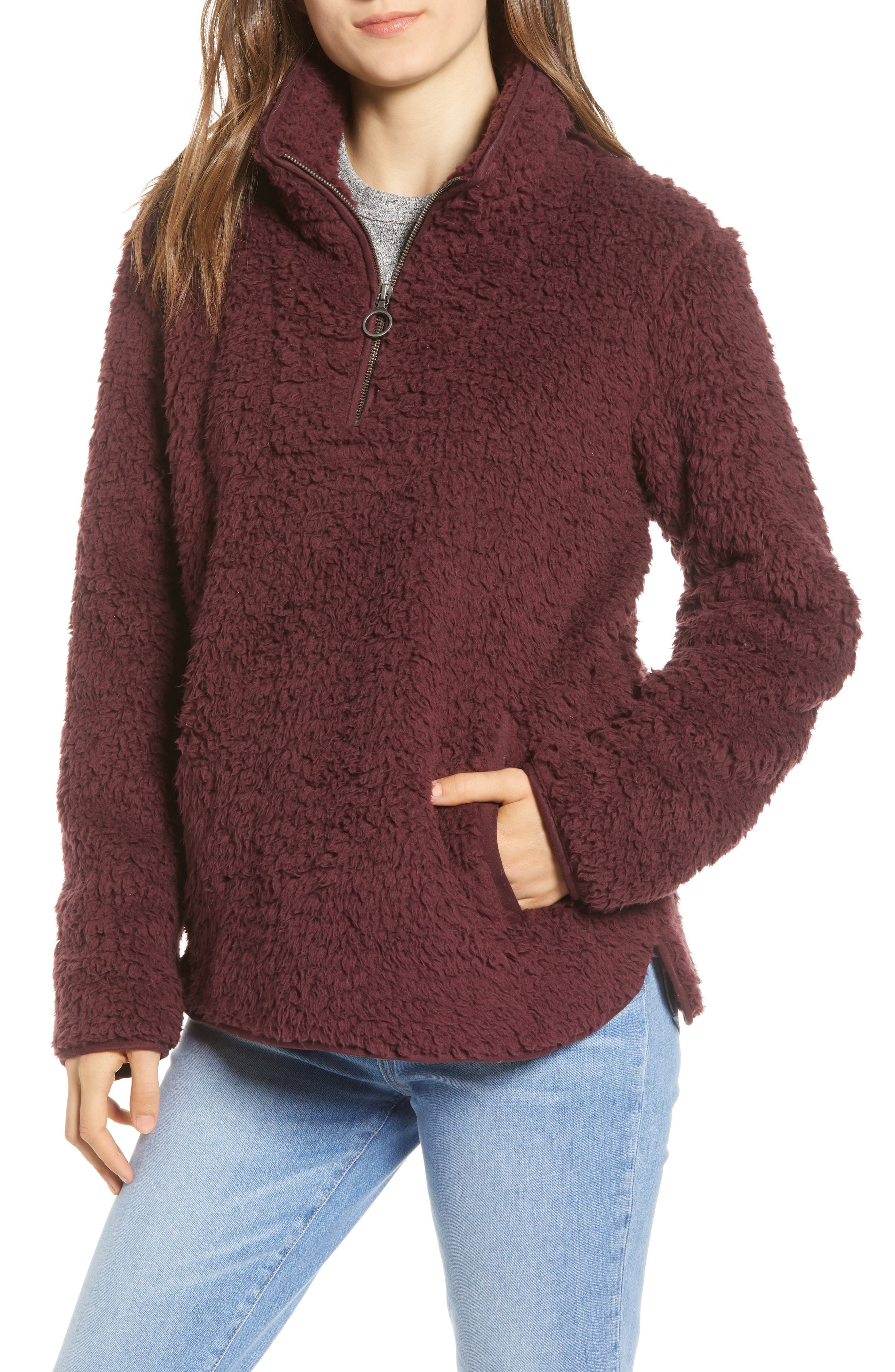 Thread & Supply Wubby Fleece Pullover