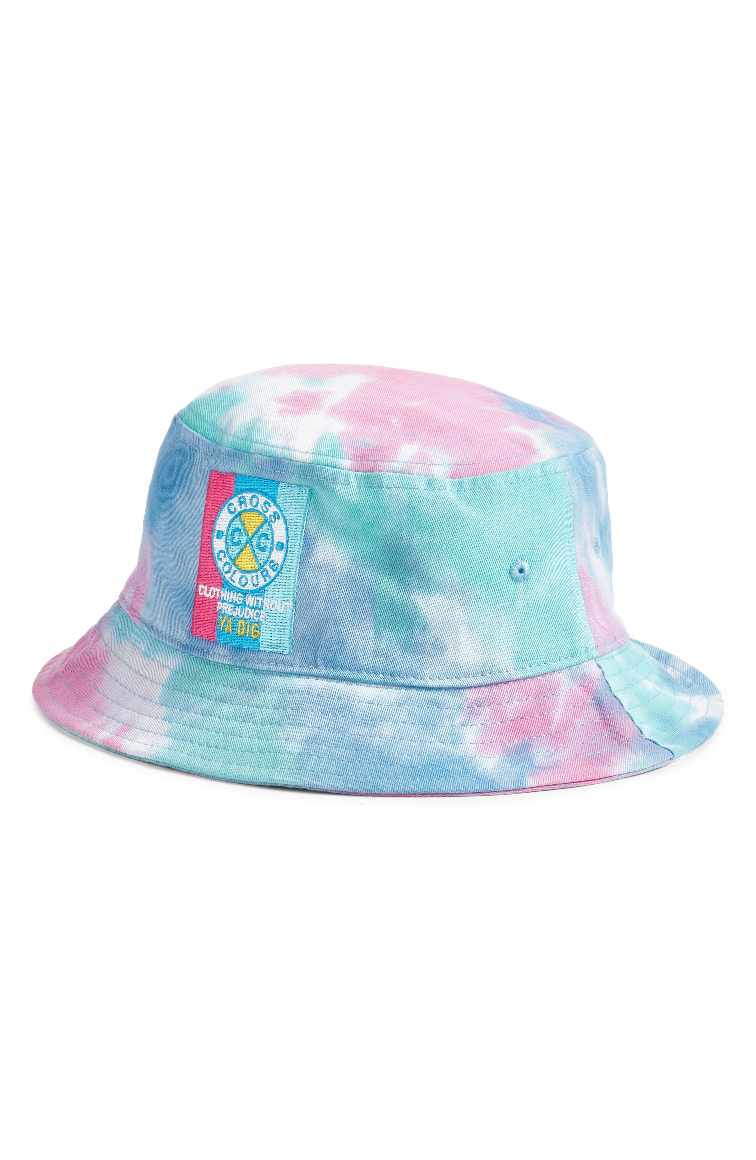 Flag Logo Bucket Hat