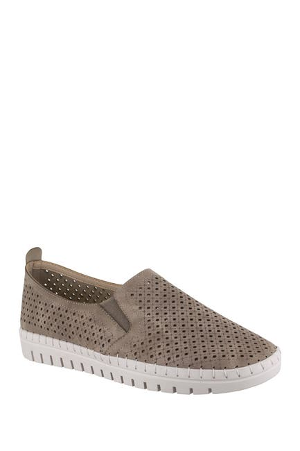Image of EASY STREET Fresh Perforated Slip-On Sandal - Multiple Widths Available