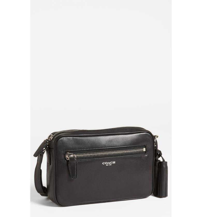 34425e8b29e 'Legacy' Leather Flight Bag