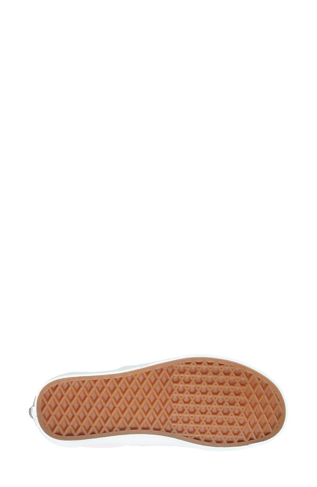 ,                             Classic Slip-On Sneaker,                             Alternate thumbnail 393, color,                             652