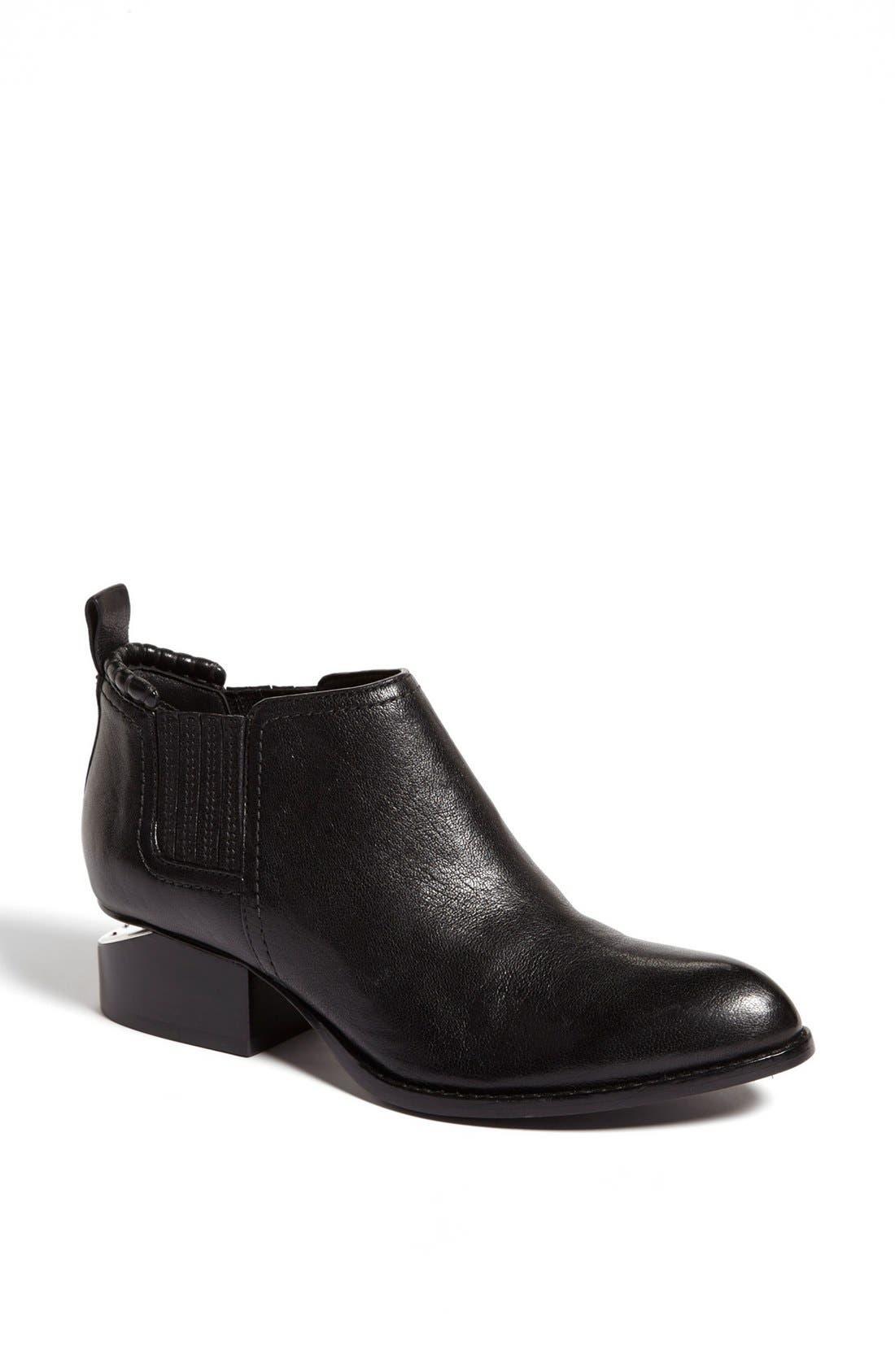 ,                             'Kori' Ankle Boot,                             Main thumbnail 1, color,                             001