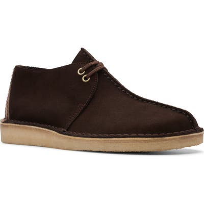 Clarks Desert Trek Chukka Boot- Brown