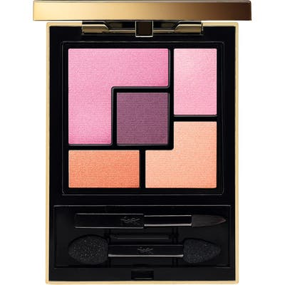 Yves Saint Laurent Couture Eyeshadow Palette - 09 Rose Baby Doll