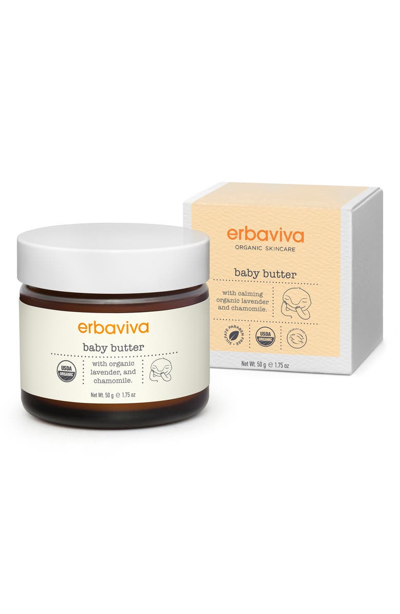 ERBAVIVA Baby Butter, Main, color, NO COLOR