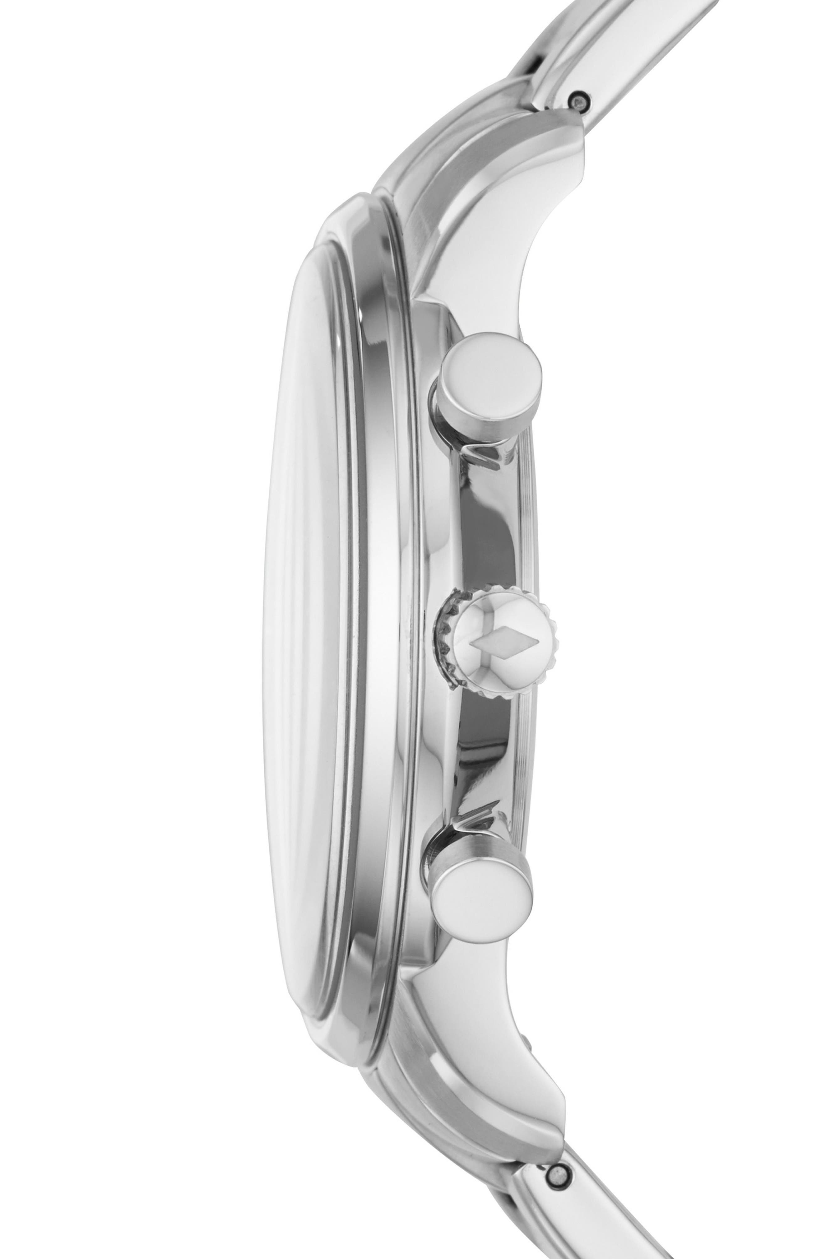 ,                             Goodwin Chonometer Bracelet Watch, 44mm,                             Alternate thumbnail 4, color,                             041