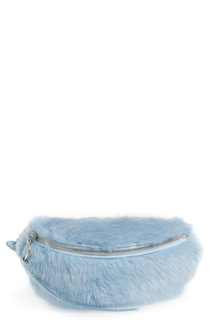 Image of Rebecca Minkoff Faux Fur Belt Bag