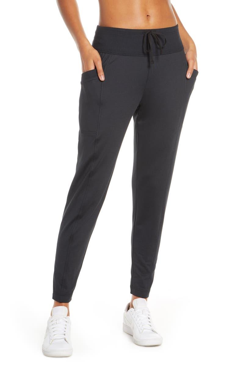 ZELLA Zellness Jogger Pants, Main, color, 001