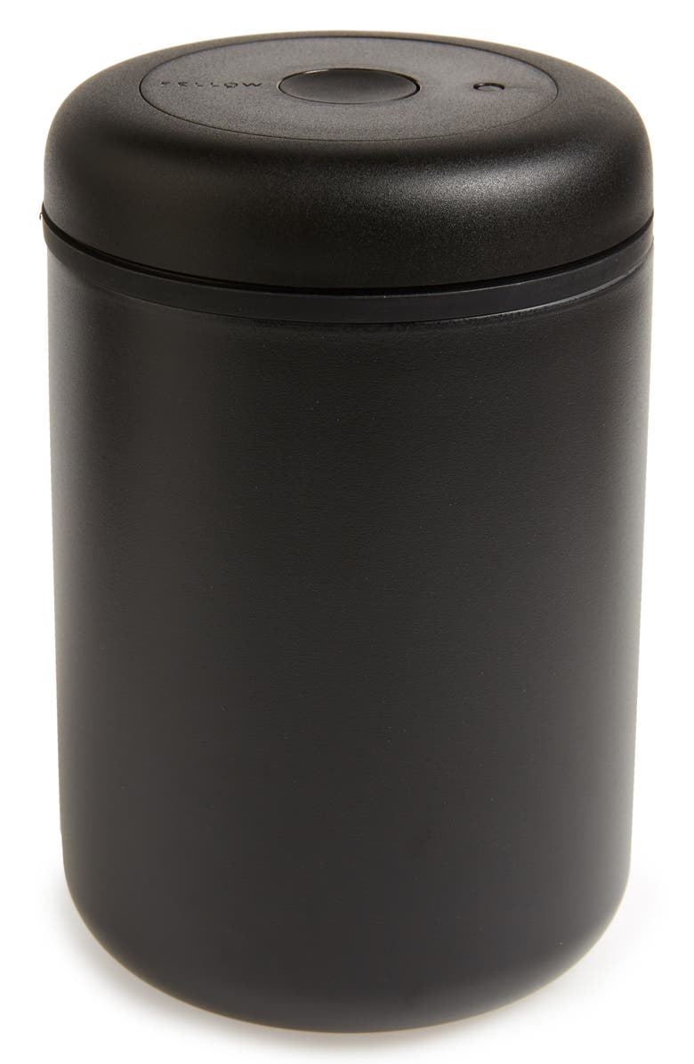 FELLOW Atmos Vacuum Canister, Main, color, BLACK- LARGE