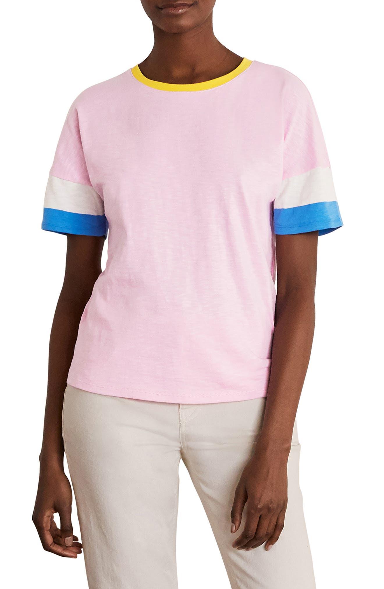 Clarissa Colorblock T-Shirt