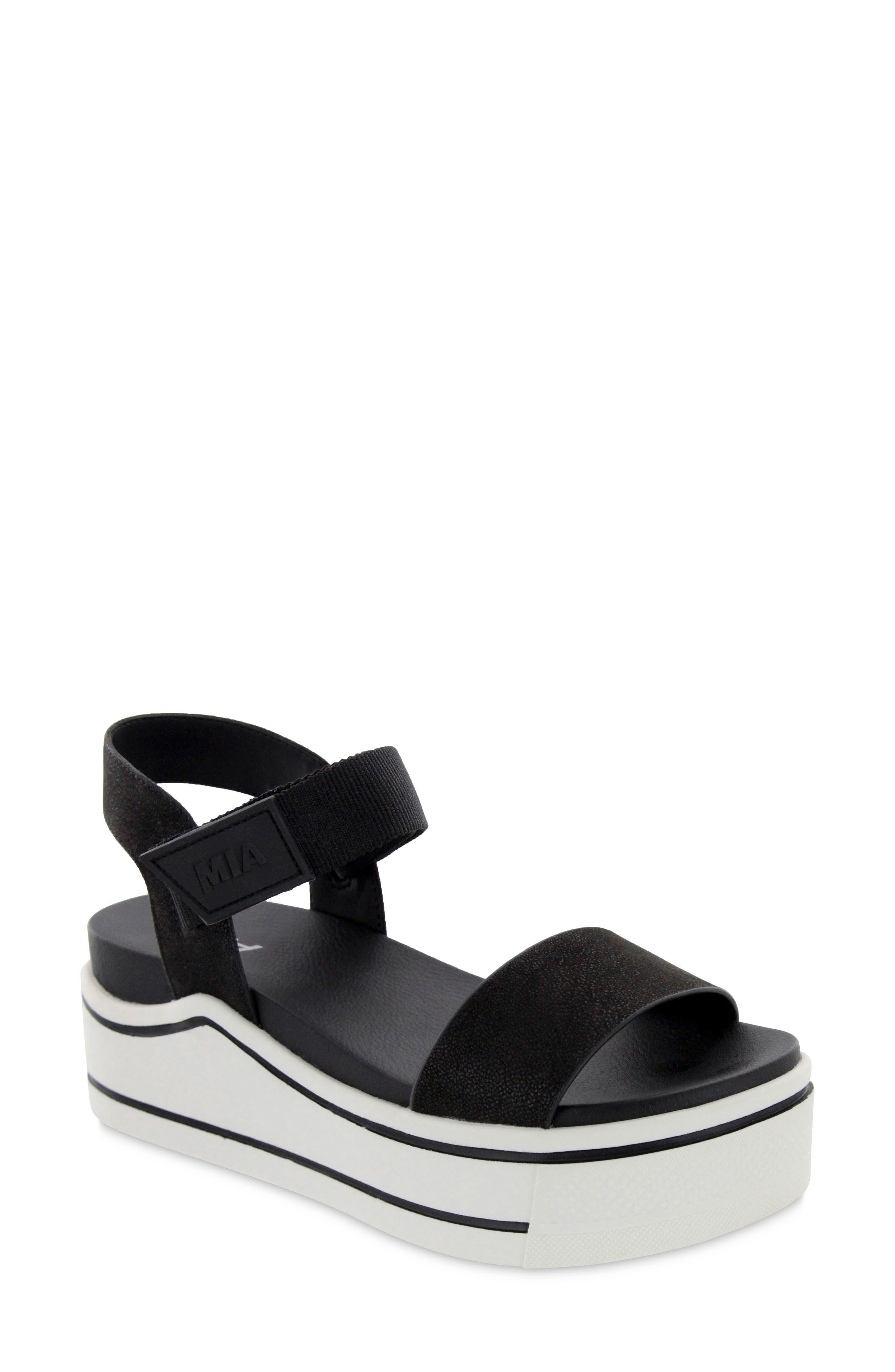Odelia Platform Sandal