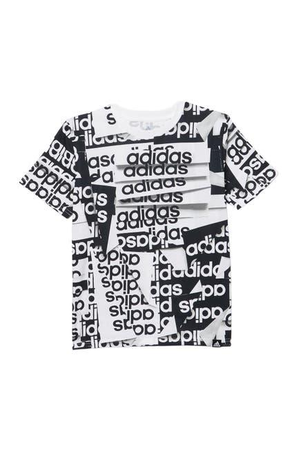 Image of adidas Logo Printed T-Shirt