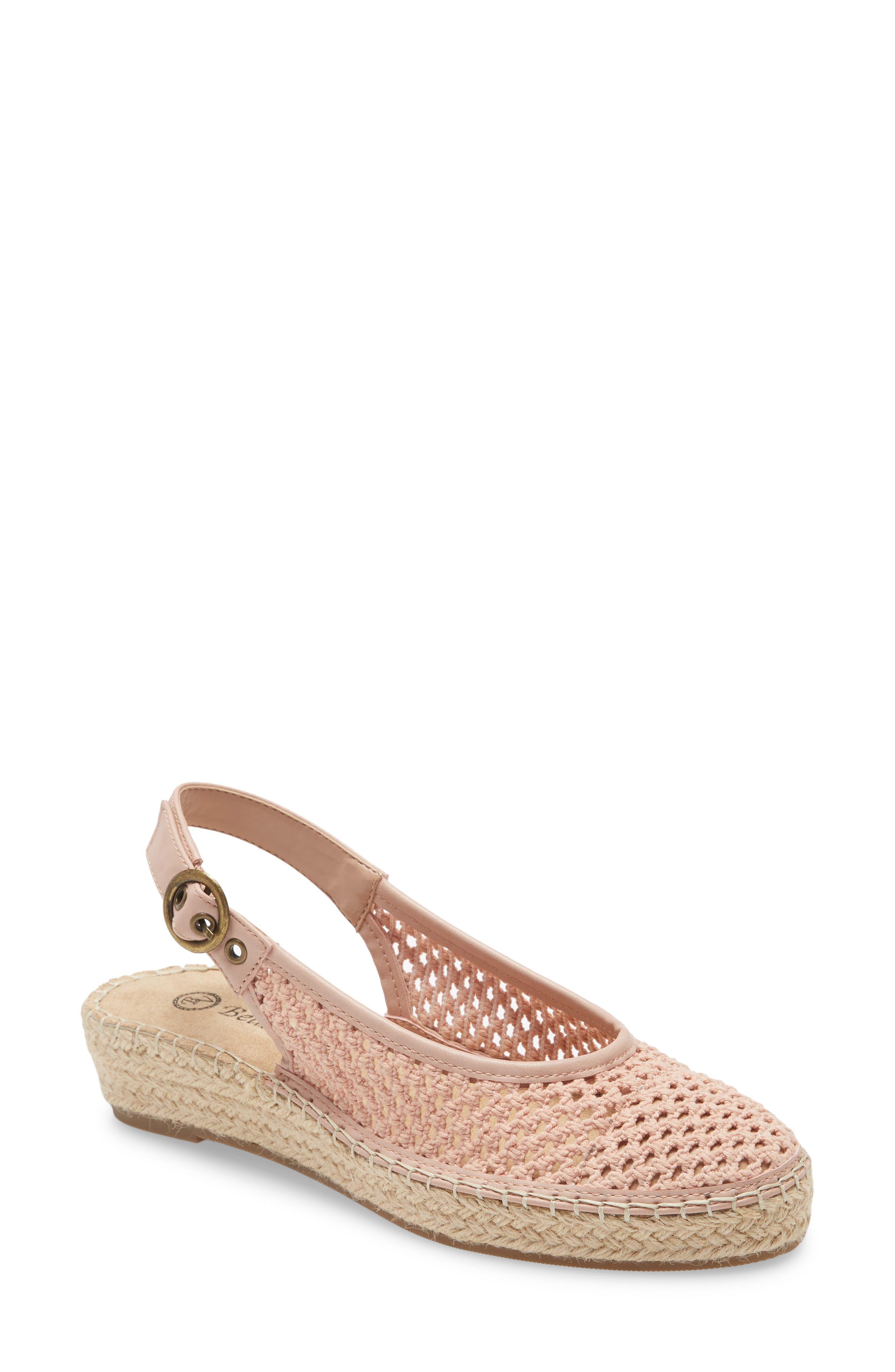 Olive Ii Slingback Platform Sandal