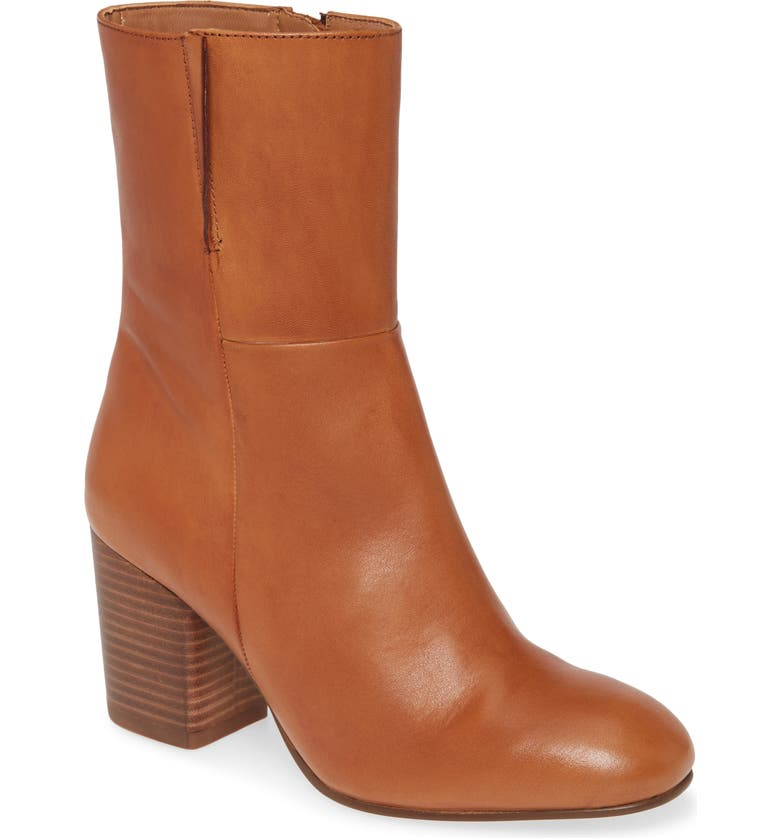 SEYCHELLES Wild Ride Boot, Main, color, TAN LEATHER