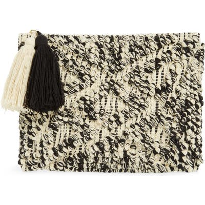 Sole Society Milah Pouch - Black