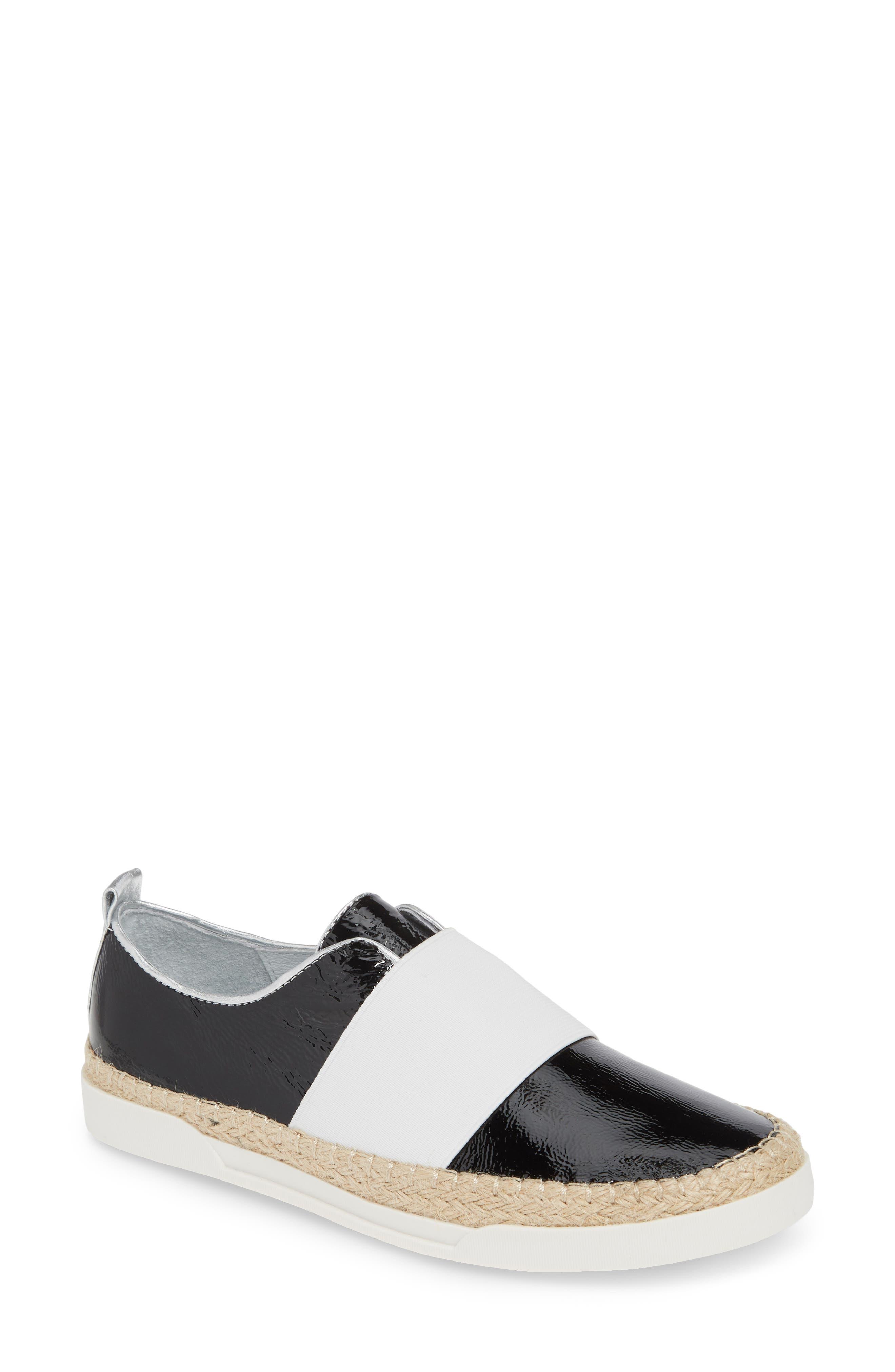 Johnston & Murphy Victoria Slip-On Sneaker, Black