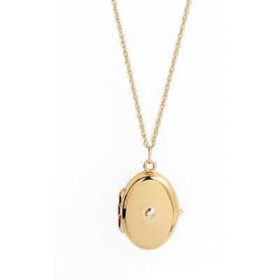 Jennifer Zeuner Eliana Locket Necklace