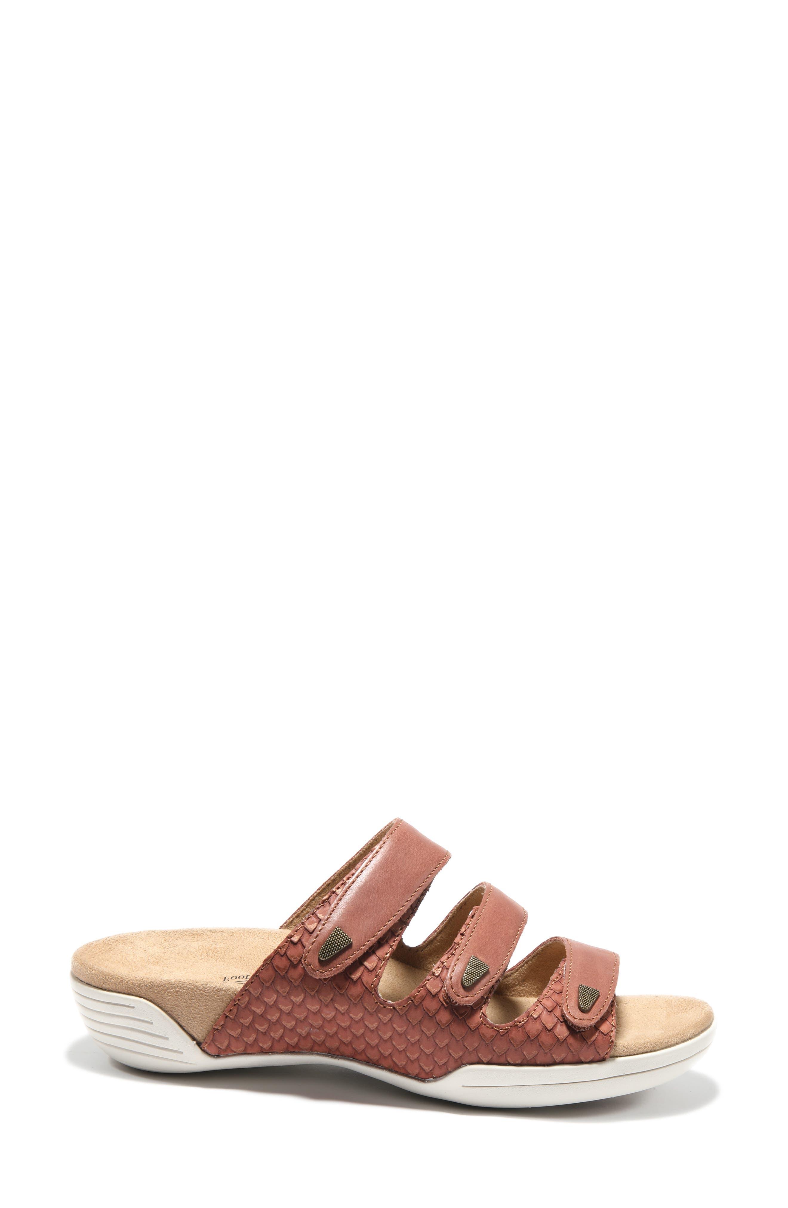 Women's Halsa Delight Strappy Slide Sandal