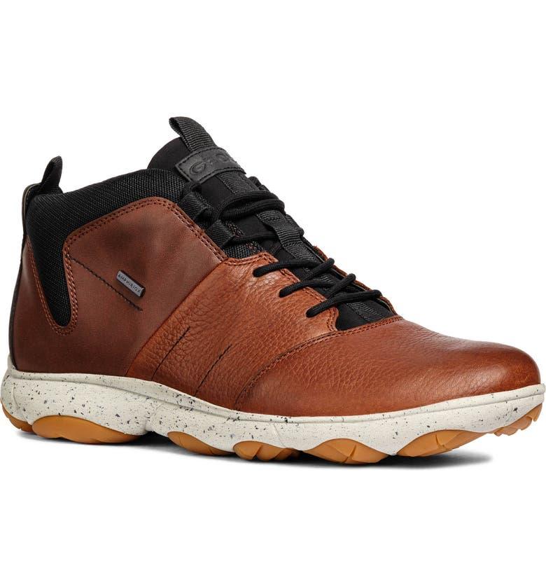 1edd8891eed4c Geox Nebula 4x4 ABX 5 Waterproof Sneaker Boot (Men) | Nordstrom
