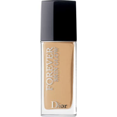 Dior Forever Skin Glow 24-Hour Foundation Spf 35 - 3 Warm Olive