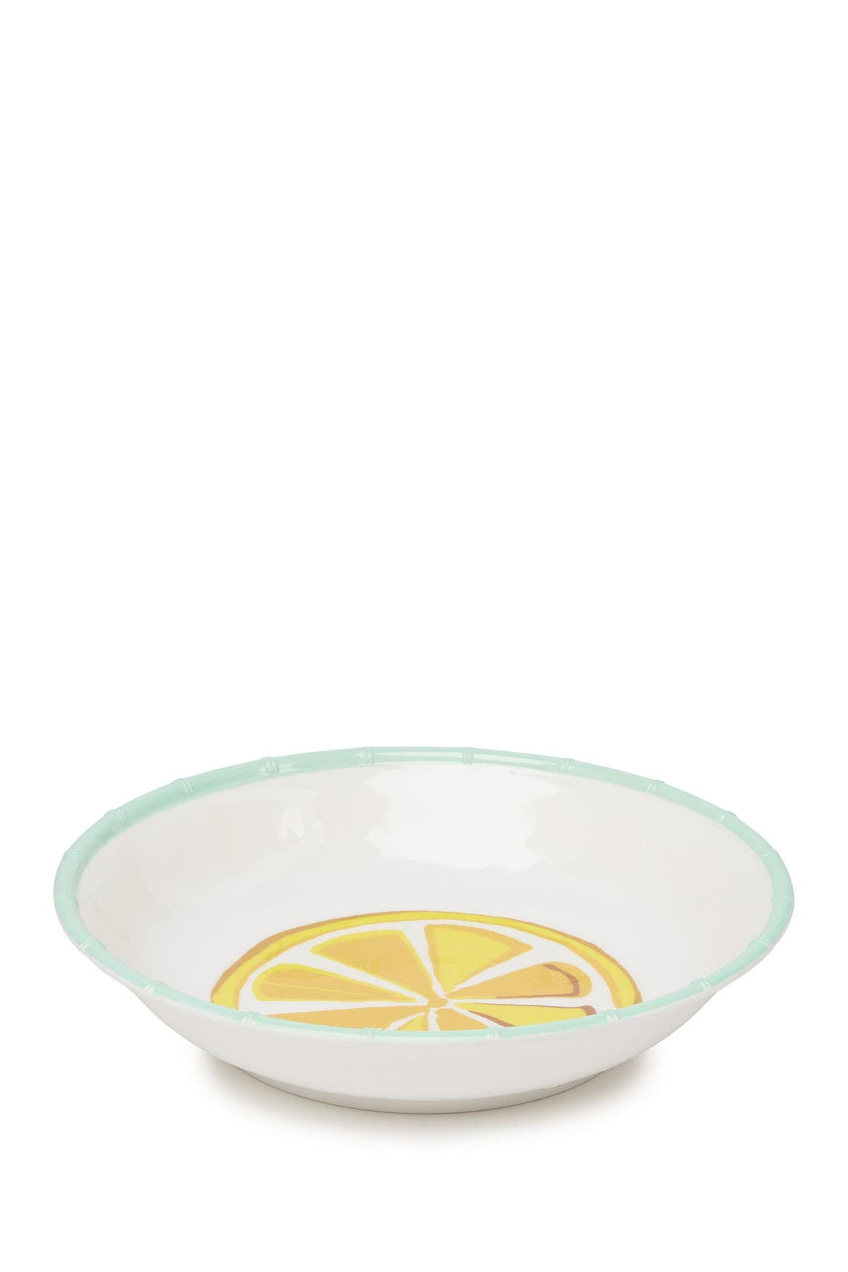 Image of Trina Turk Lemons Serving Bowl