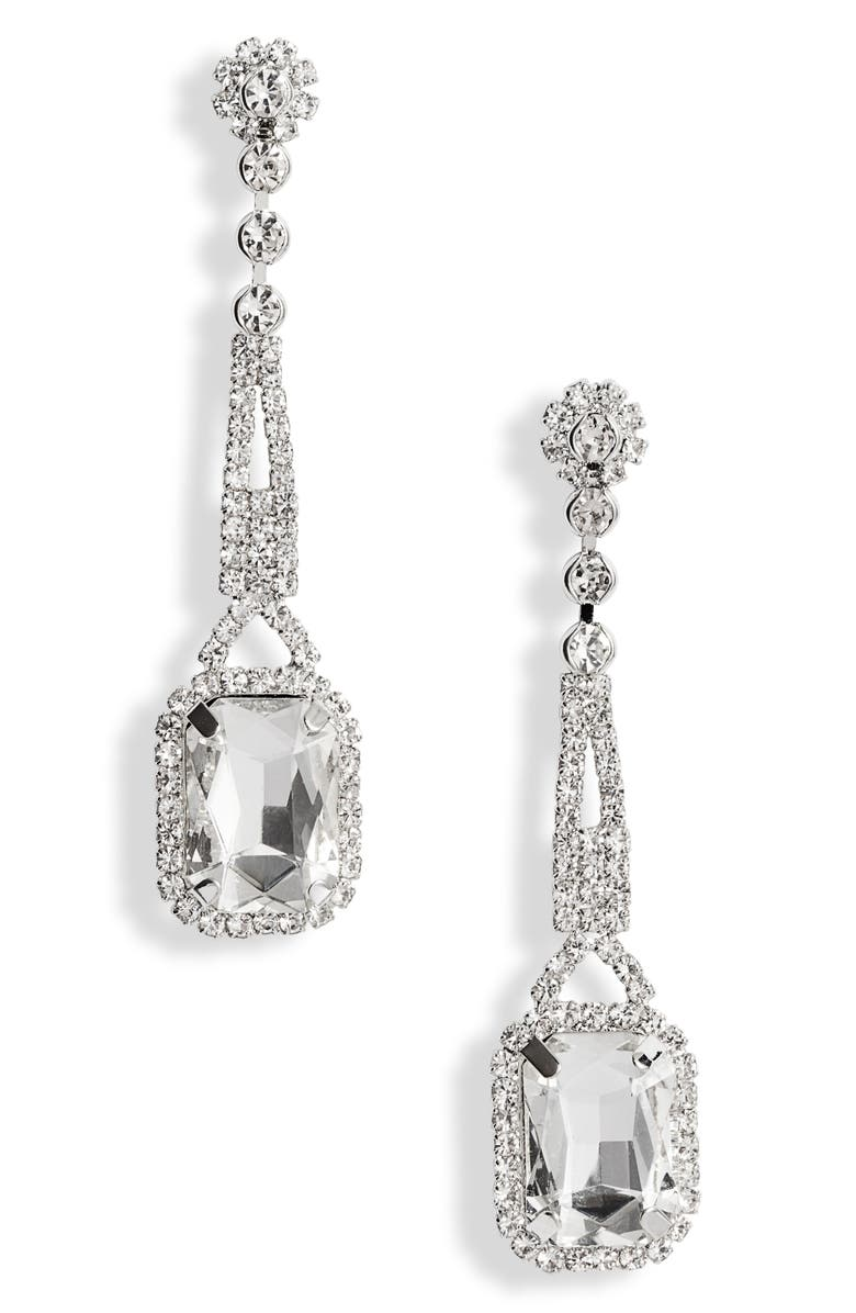 406264d9cb CRISTABELLE Statement Drop Earrings | Nordstrom