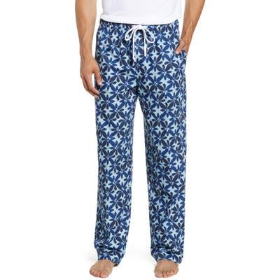 Majestic International Shanti Chambray Pajama Pants, Blue