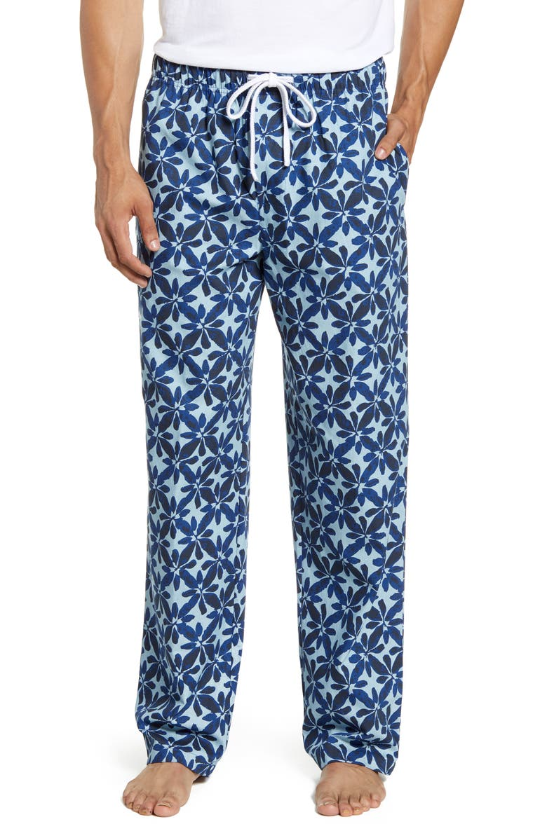 MAJESTIC INTERNATIONAL Shanti Chambray Pajama Pants, Main, color, CHAMBRAY