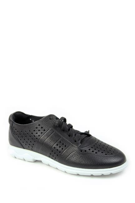 Image of VANELi Lilo Lasercut Leather Sneaker - Multiple Widths Available