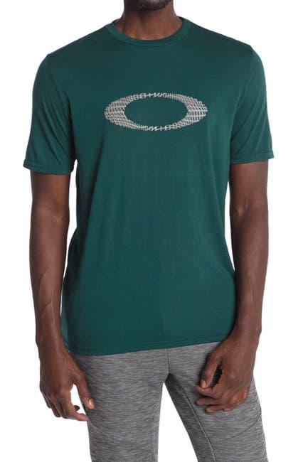 Image of Oakley Ellipse Net Logo T-Shirt