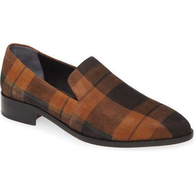 Paige Madison Loafer- Brown
