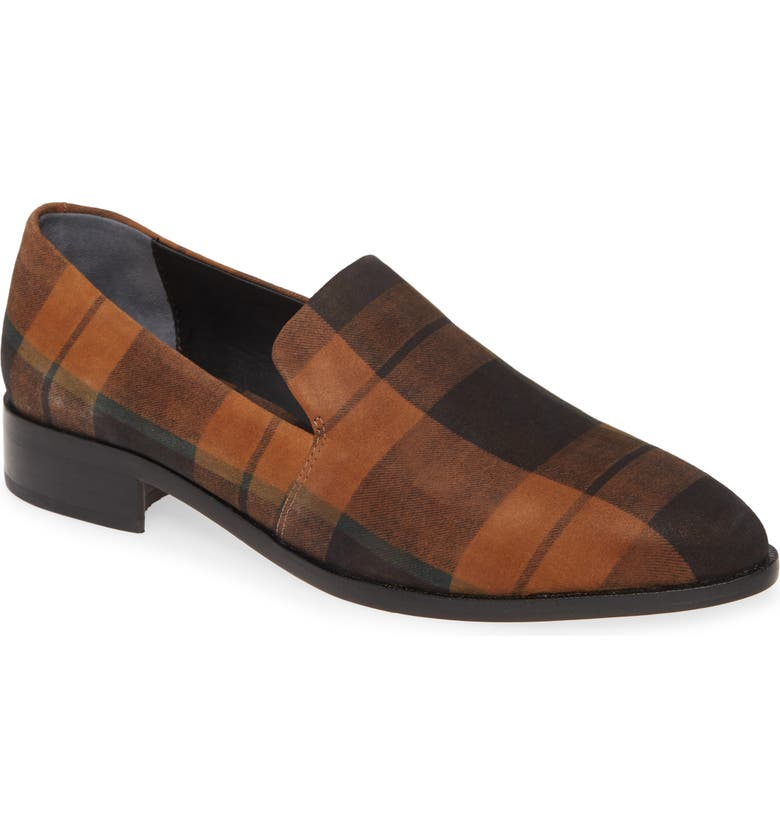 PAIGE Madison Loafer, Main, color, COGNAC MULTI