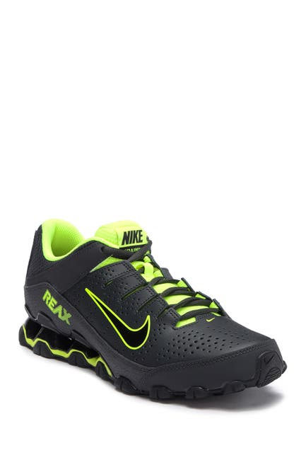 Image of Nike Reax 8 Leather Training Sneaker