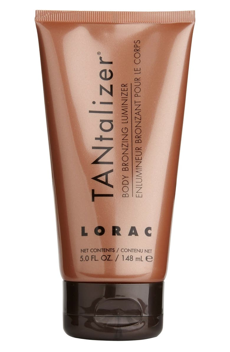 LORAC 'TANtalizer<sup>®</sup>' Body Bronzing Luminizer, Main, color, 223