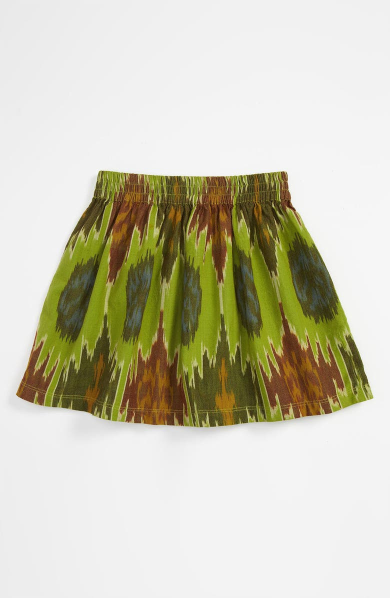 PEEK AREN'T YOU CURIOUS Peek 'Azteca' Skirt, Main, color, 300