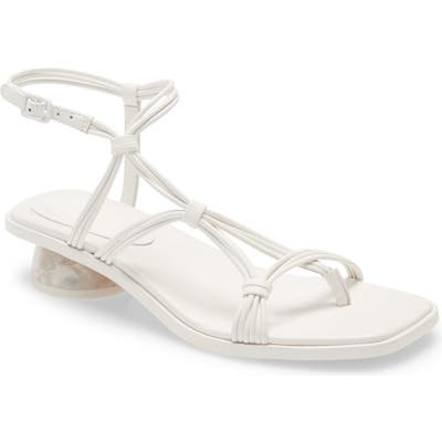 Imagine By Vince Camuto Lona Strappy Sandal- White