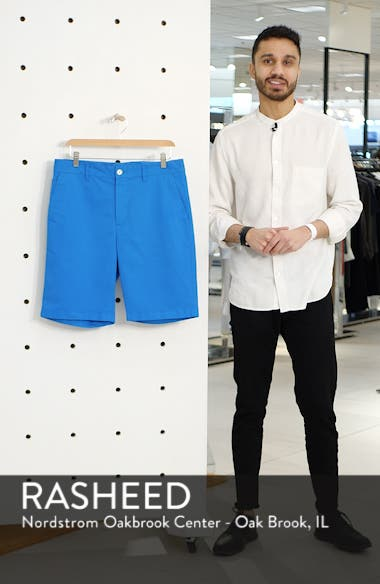 Aldrich Chino Shorts, sales video thumbnail