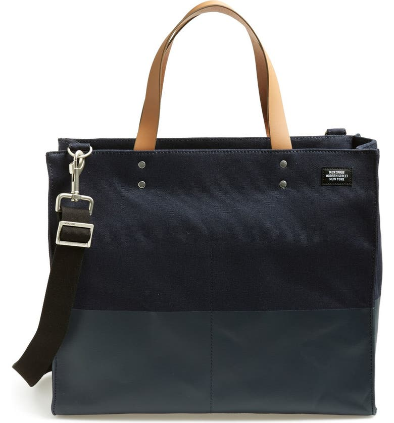 75a05fdbb Jack Spade 'Small Square' Dipped Canvas Tote | Nordstrom