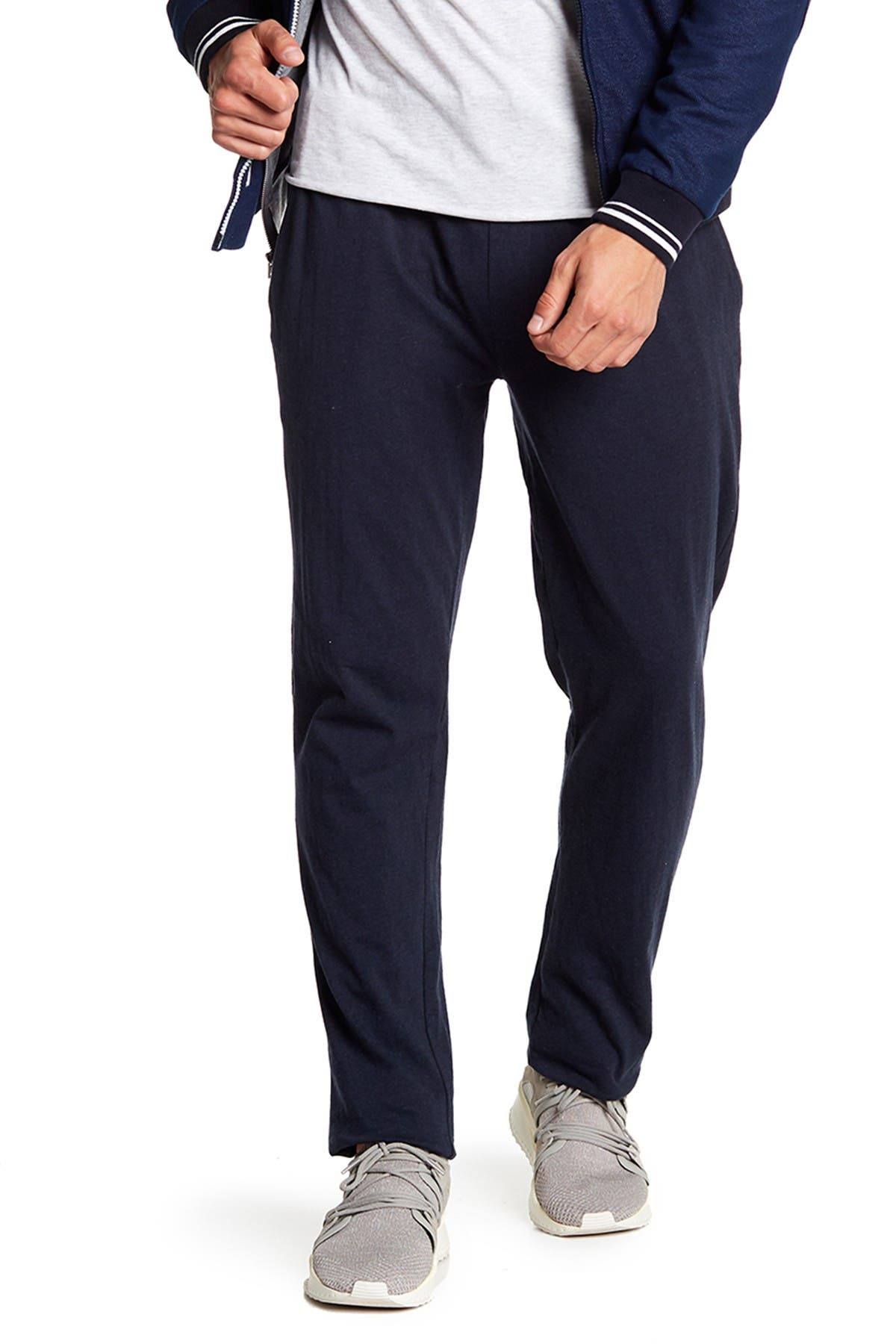 Image of Unsimply Stitched Straight Leg Lounge Pants