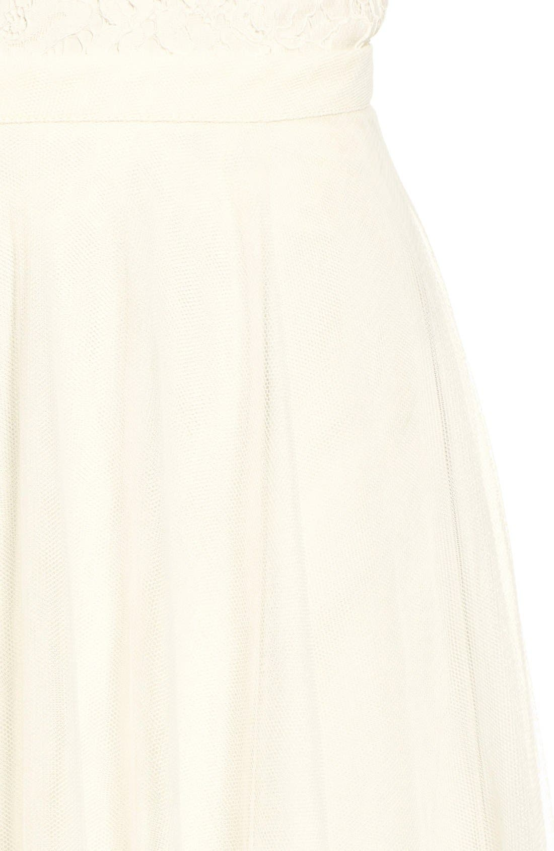 ,                             Winslow Long Tulle A-Line Skirt,                             Alternate thumbnail 5, color,                             104