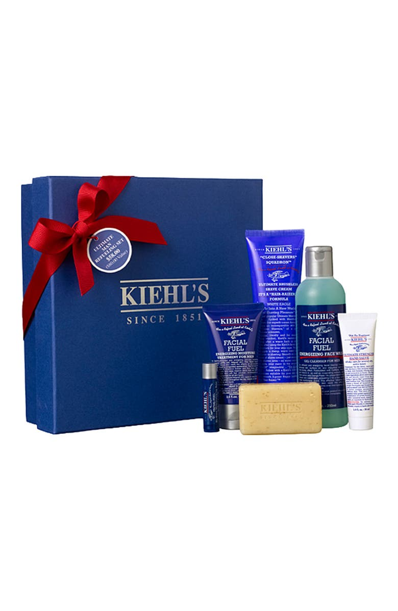 KIEHL'S SINCE 1851 'Ultimate Man' Refueling Set, Main, color, 000