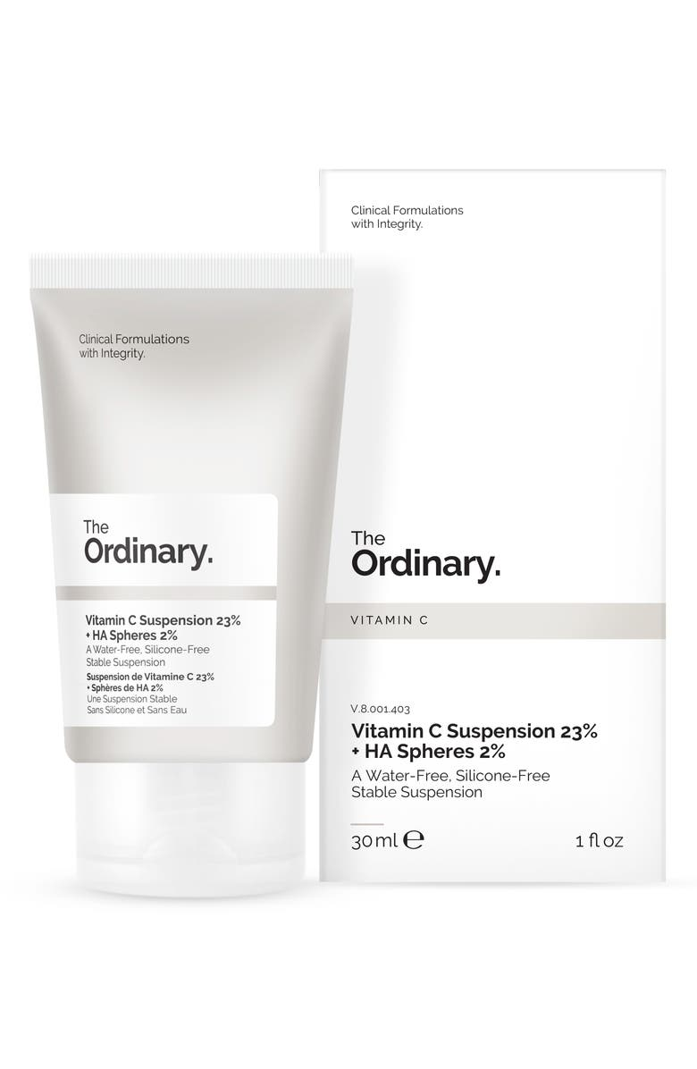 THE ORDINARY Vitamin C Suspension 23% + HA Spheres 2%, Main, color, 960