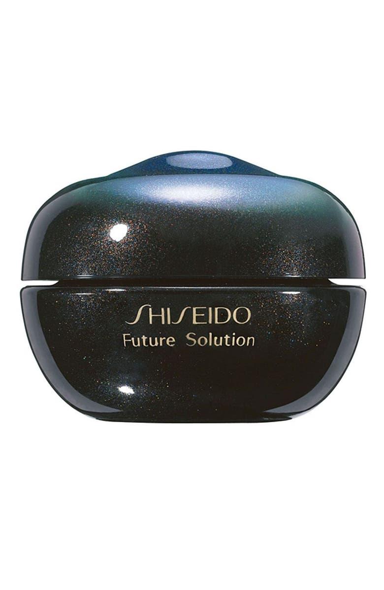 SHISEIDO Future Solution Total Revitalizing Cream, Main, color, NO COLOR