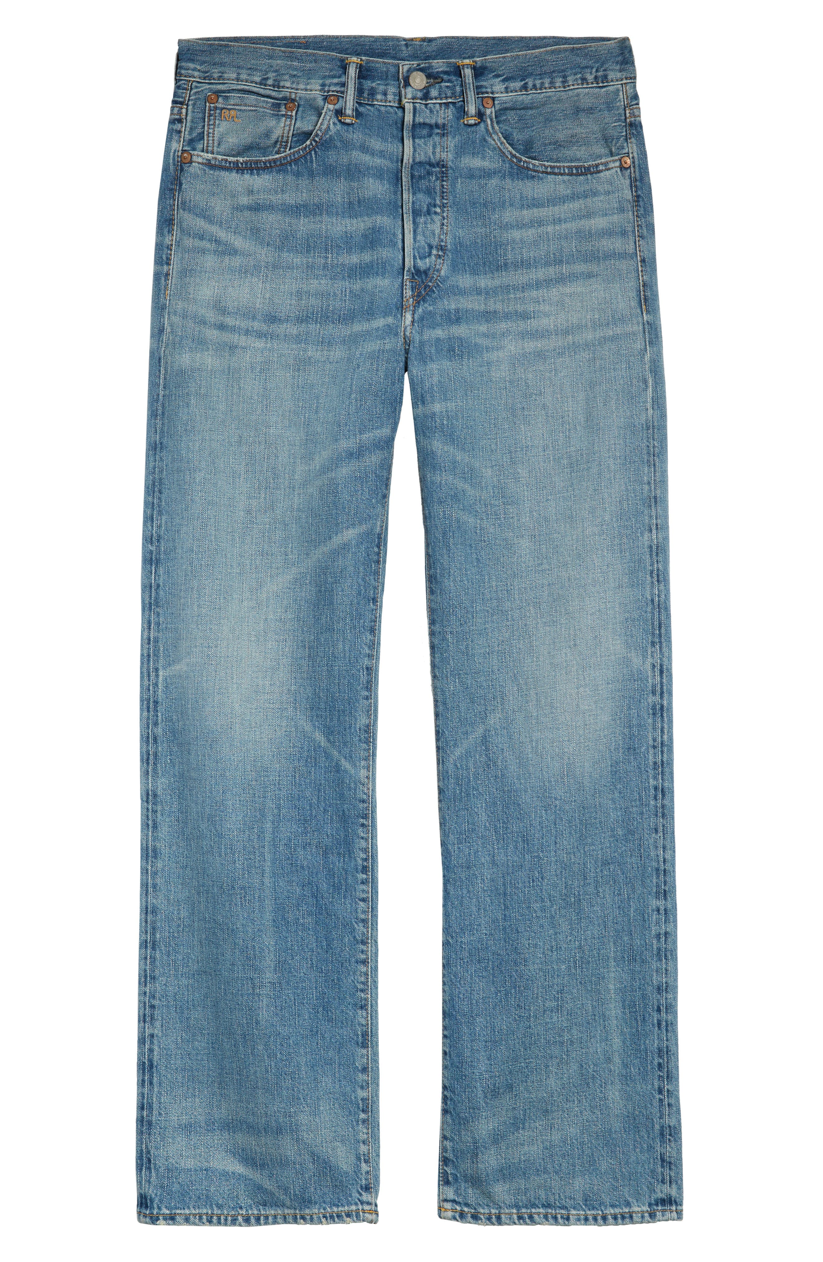 Men s Rrl Straight Leg Jeans