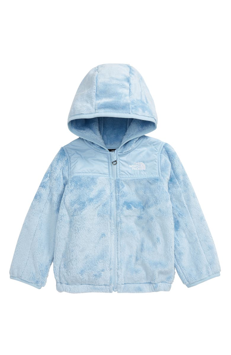 THE NORTH FACE Oso Full Zip Hoodie, Main, color, ANGEL FALLS BLUE