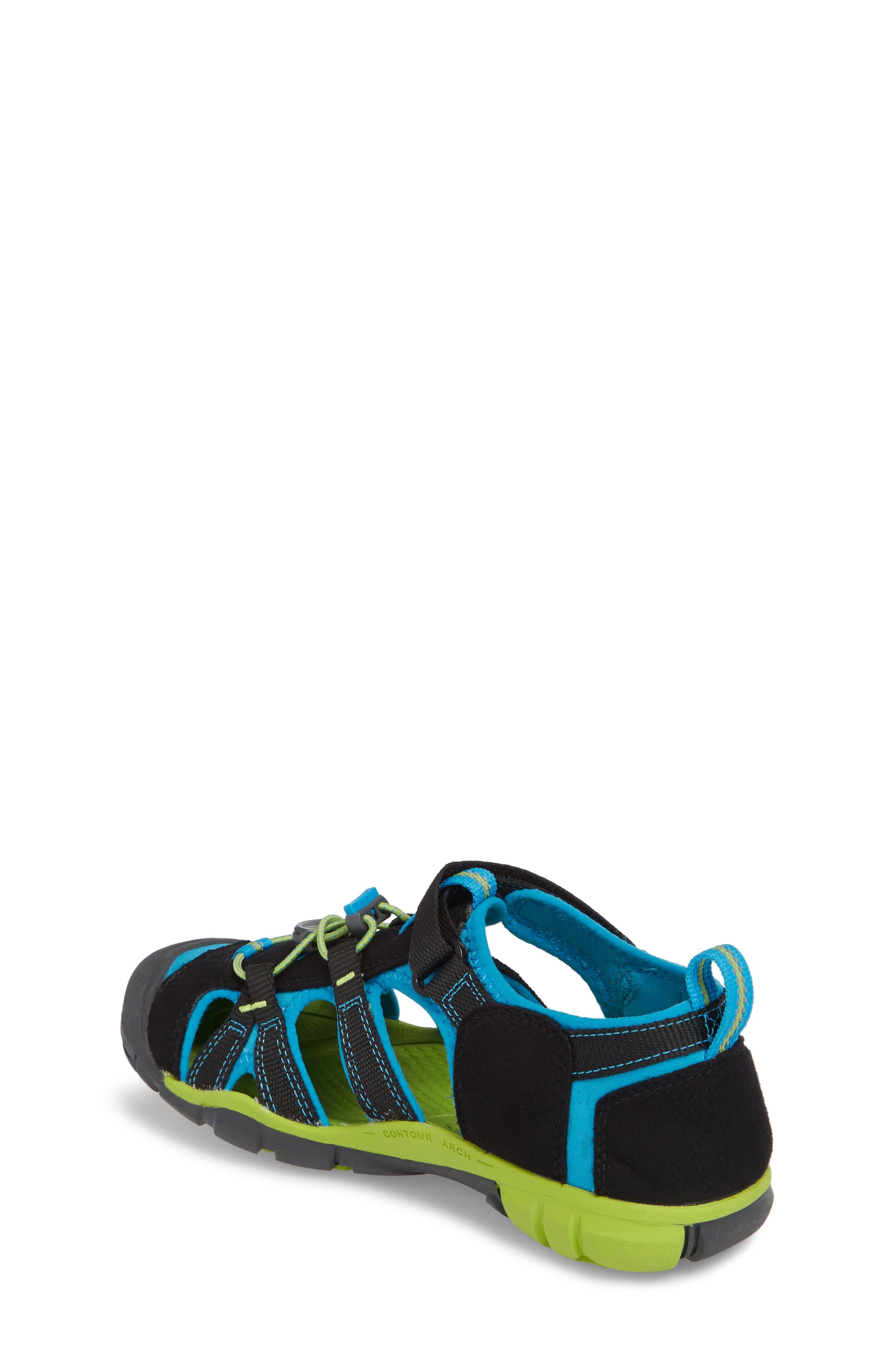 ,                             'Seacamp II' Water Friendly Sandal,                             Alternate thumbnail 9, color,                             017