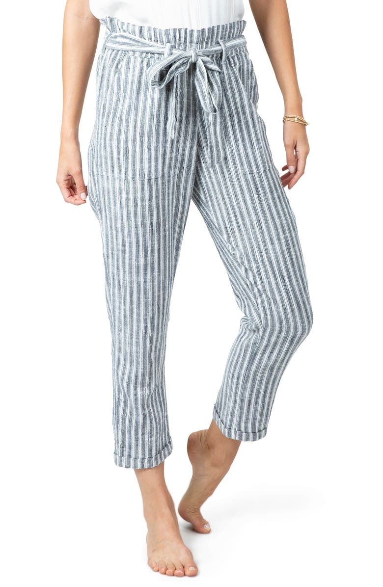 RIP CURL Lakeshore Stripe Pants, Main, color, 001